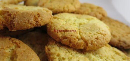 Cookies sans gluten
