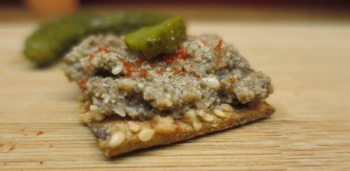 végétarien - Terrine végétale aux champignons