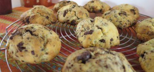 cookies allégés aux pépites de chocolat